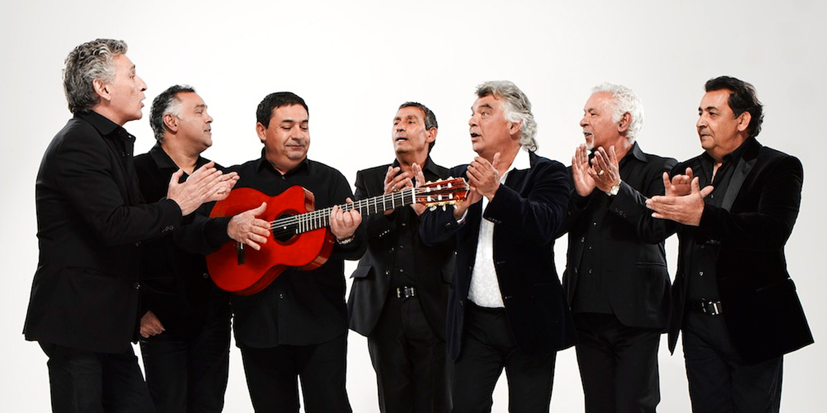 Gipsy Kings, 25 years of rumba rythms