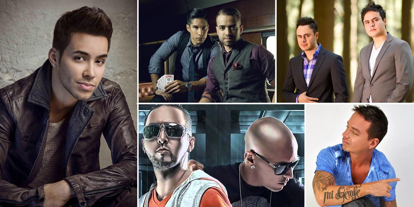 Los nuevos «must» de la música latina
