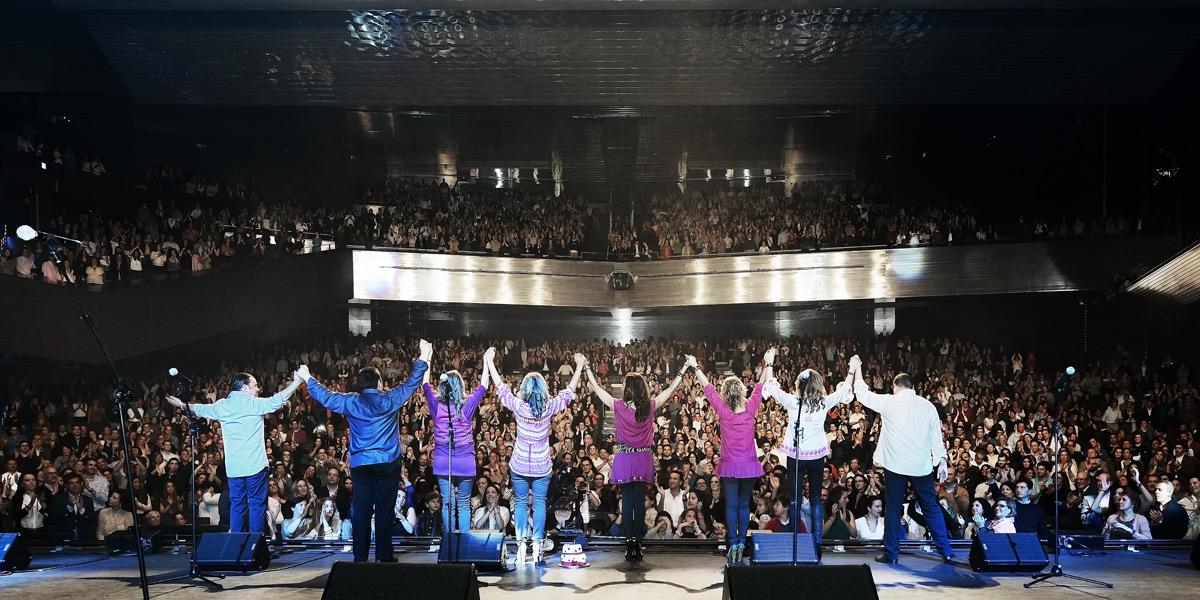 La música de Siempre Así llega a la gala Starlite Marbella