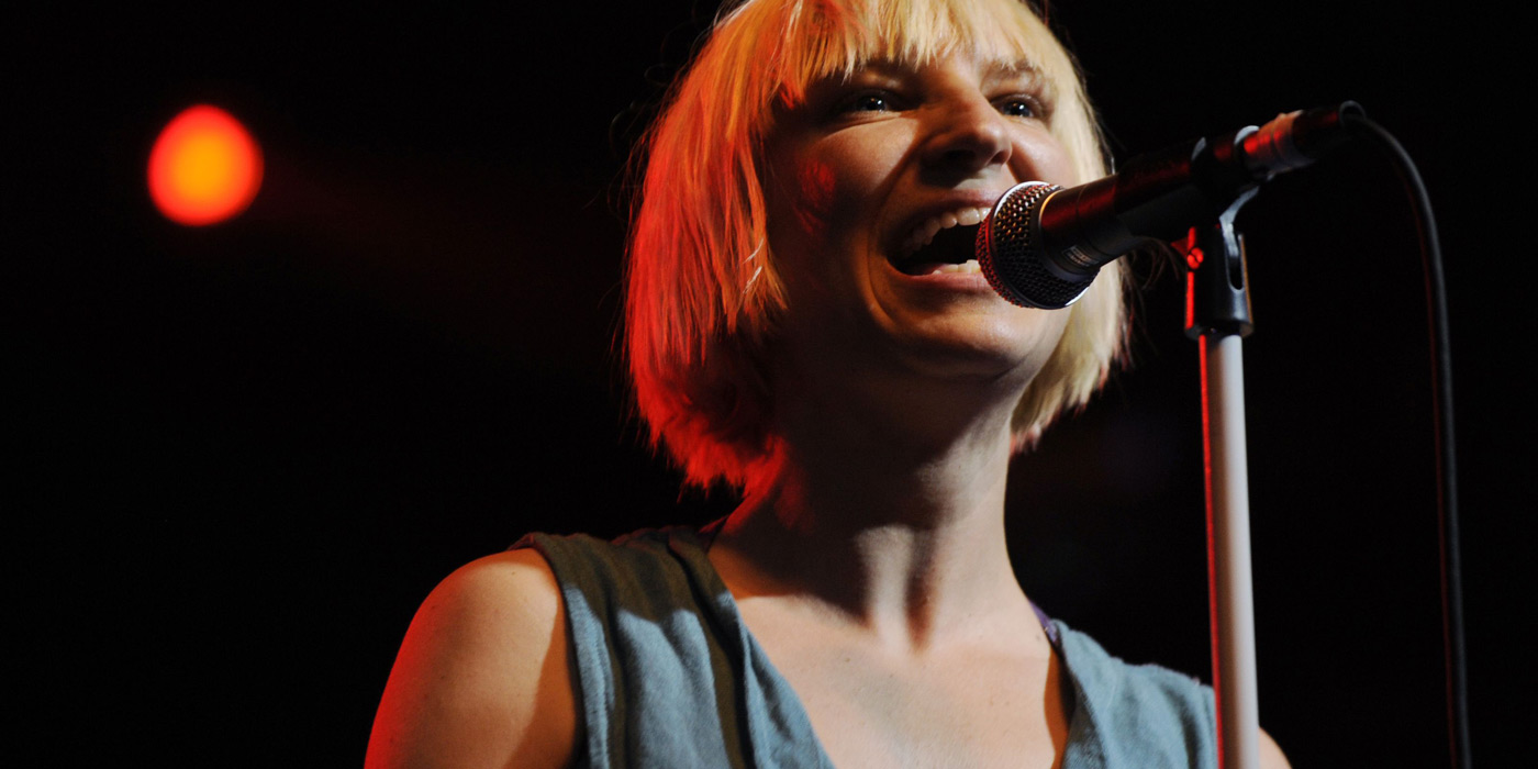 Sia: 1000 Forms Of Fear