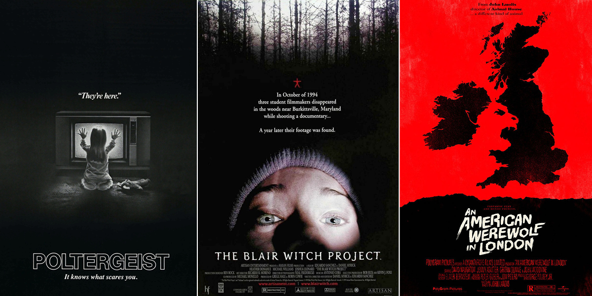 Top 13 Classic Spooky Movies for Halloween