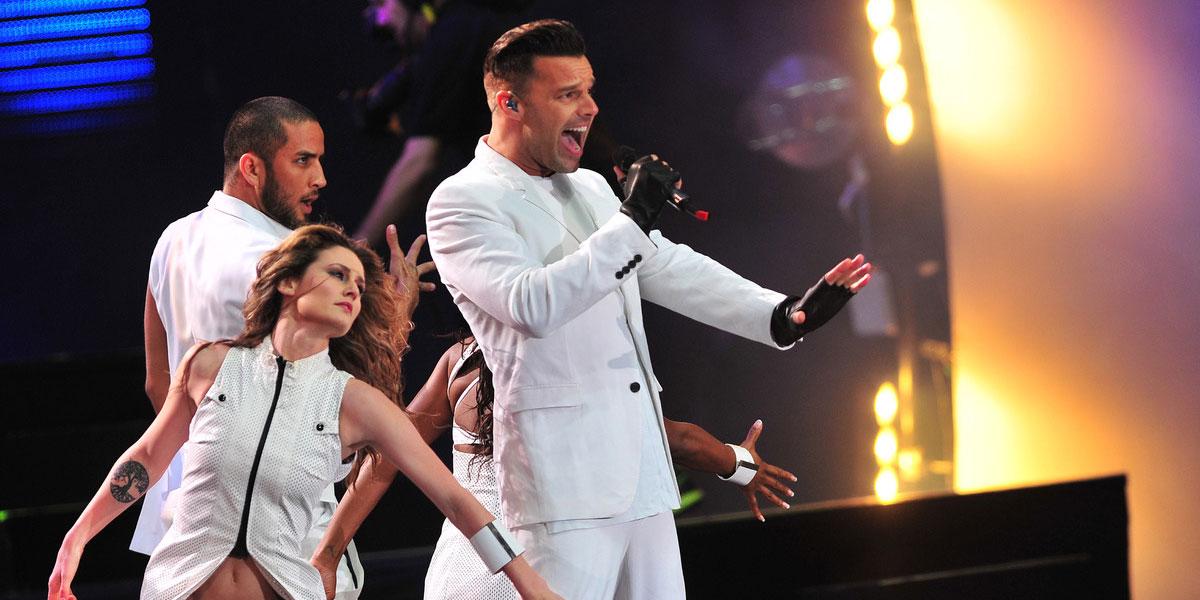 Ricky Martin Live