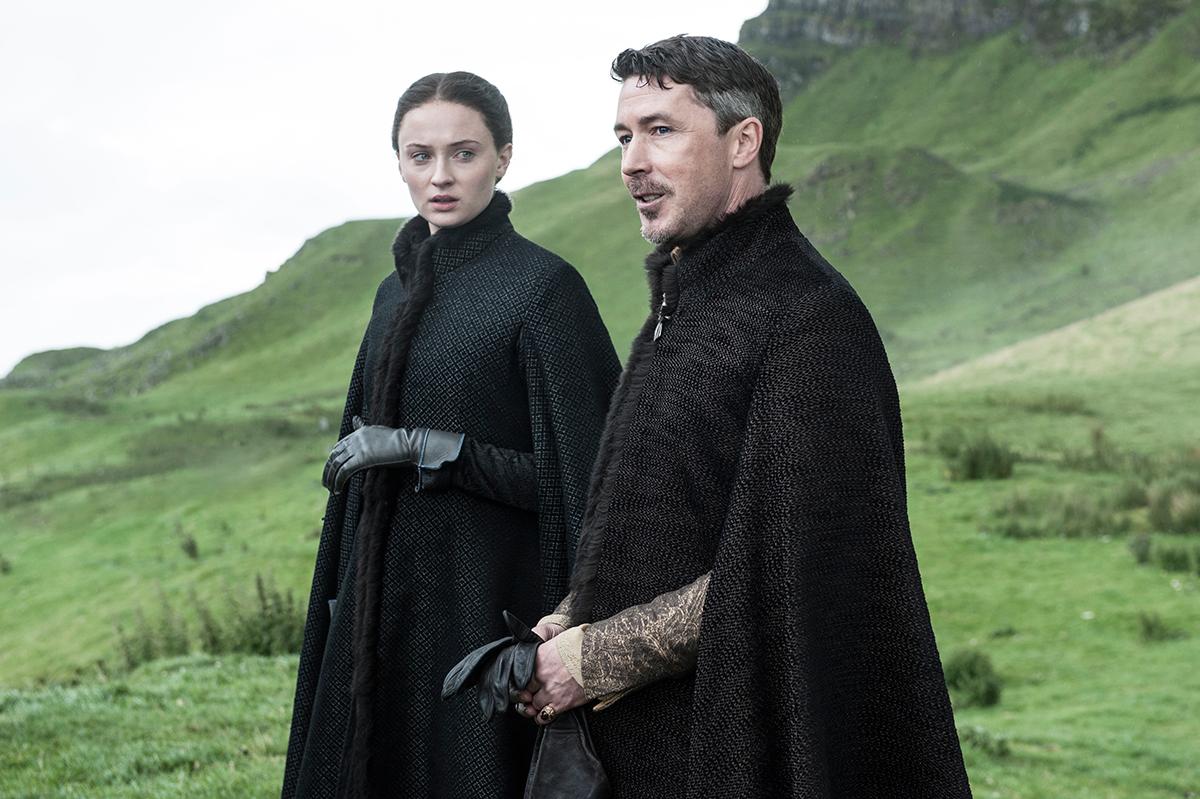 Littlefinger, Sansa