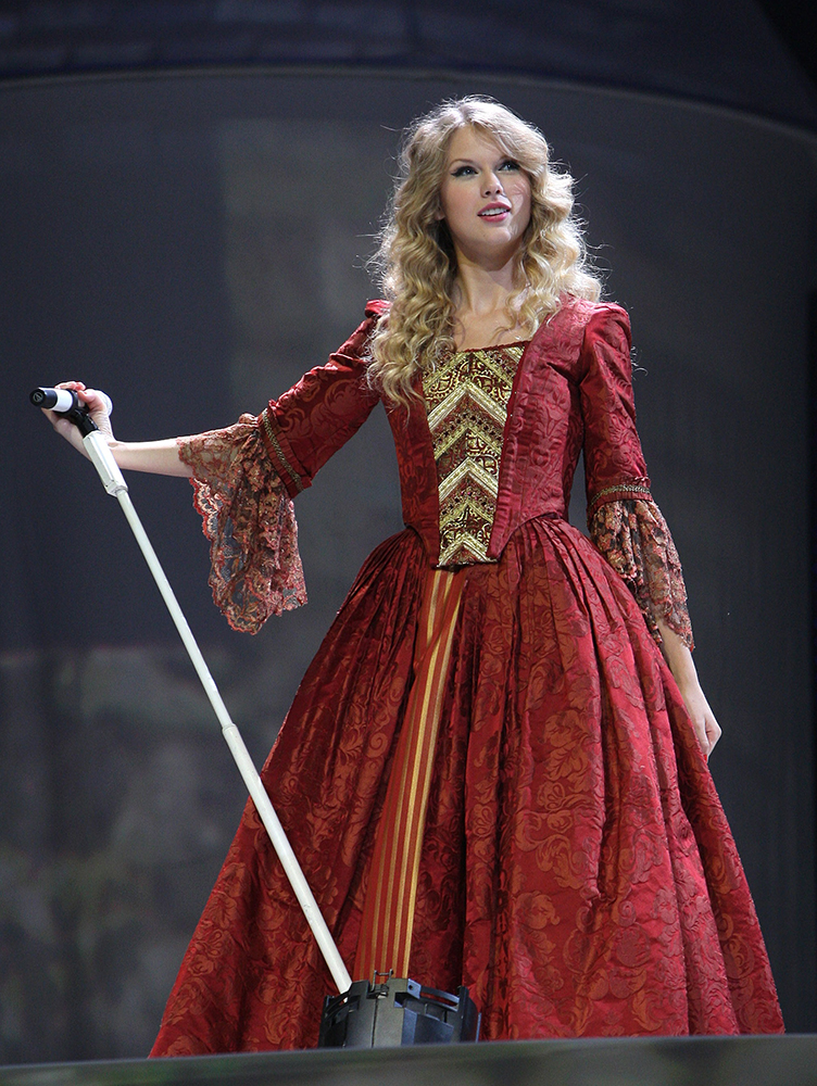 Taylor Swift: Journey to Fearless - Creation