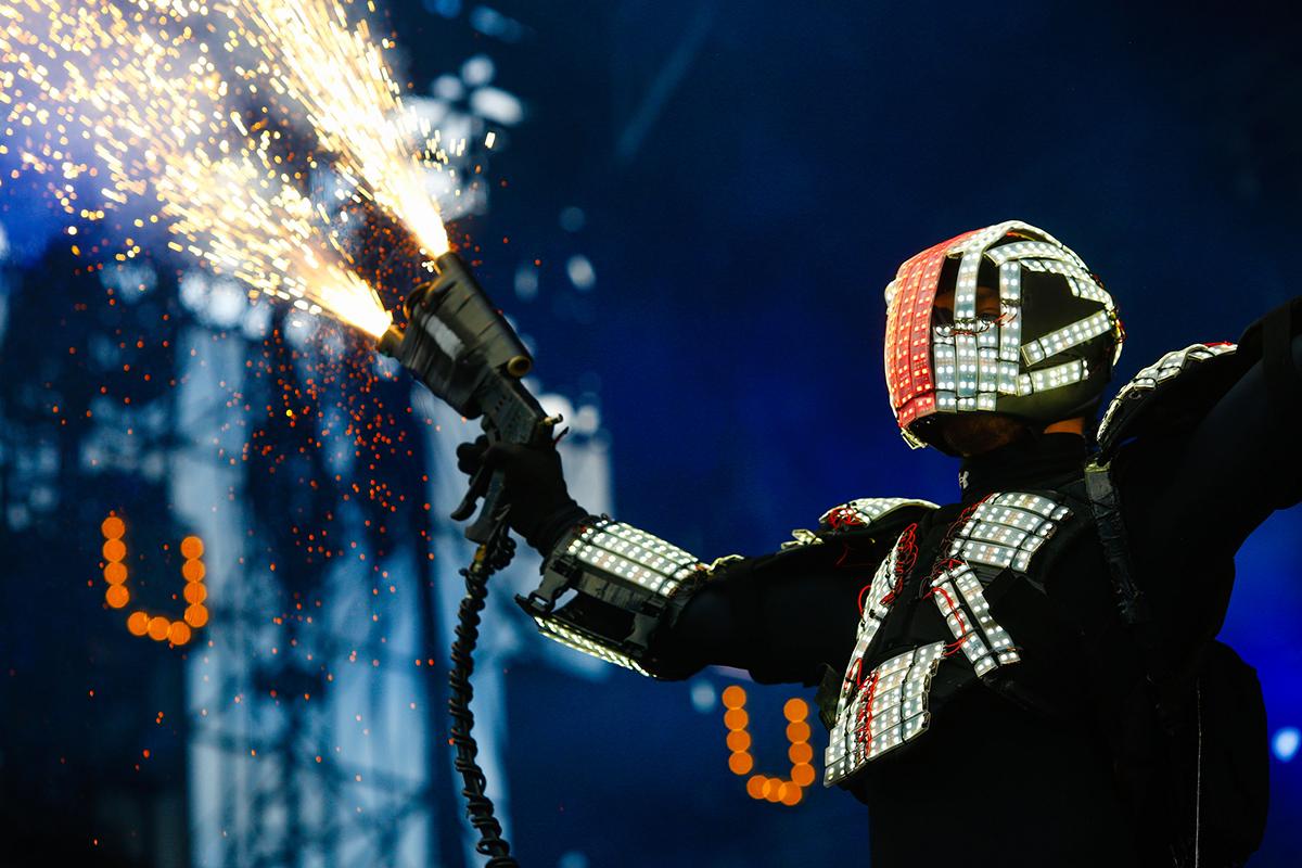 Ultra Music Festival Miami 2015 - Creation