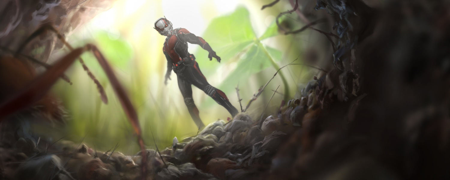 Marvel's Ant-Man – Trailer 1