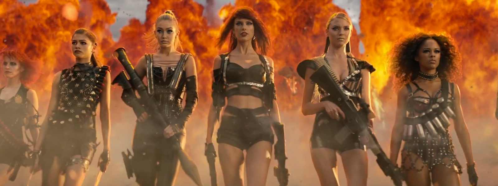 Taylor Swift – Bad Blood <br> ft. Kendrick Lamar