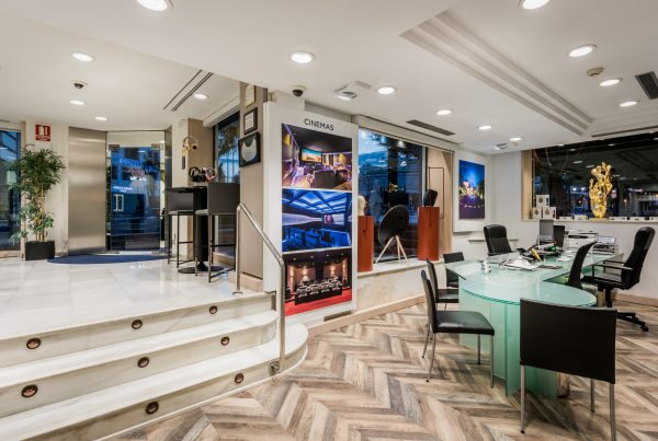 B&O Banus Office Interior